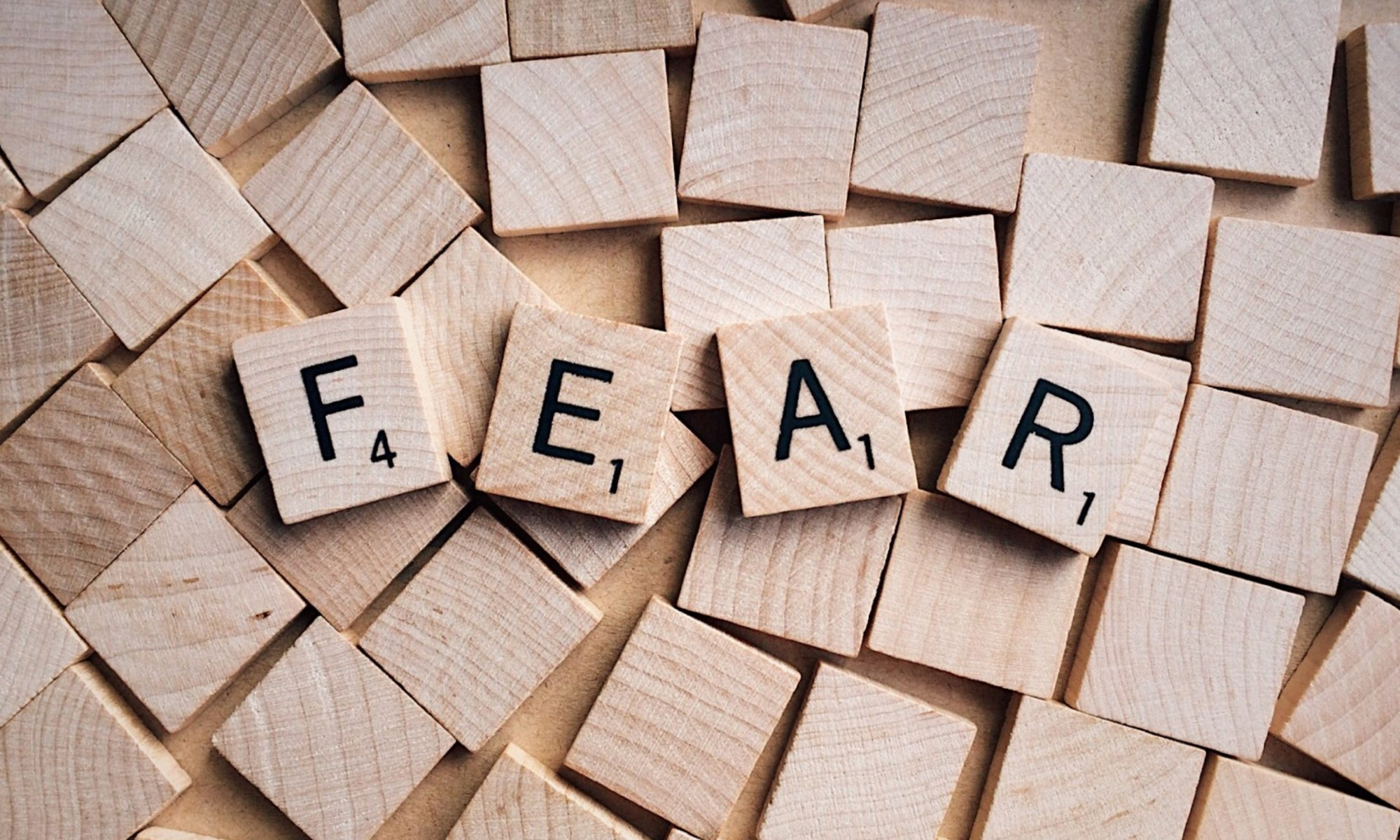 stop fear and doubt, worry less now